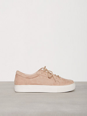 NLY Shoes Platform Sneaker Dusty Pink
