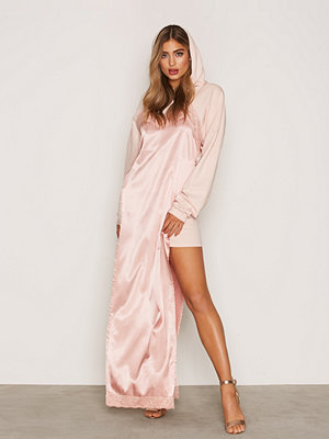 NLY Trend Slip In Maxi Dress Dusty Pink