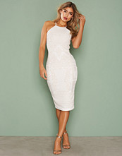 NLY One Caviar Bead Midi Dress