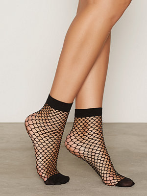 Strumpor - NLY Lingerie 2-Pack Fishnet Socks