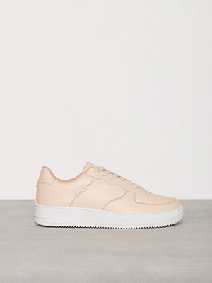 NLY Shoes Sneaker Pink Beige