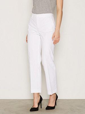 Filippa K vita byxor Linet Cropped Pants White