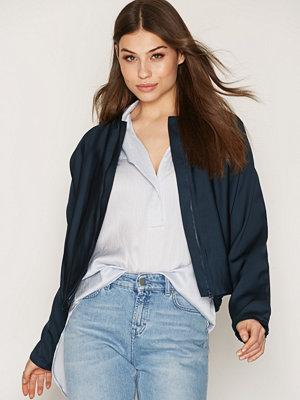 Filippa K Jessie Jacket Blue Graphite