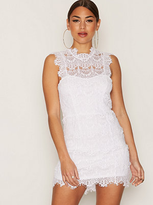 Free People Daydream Bodycon Slip White