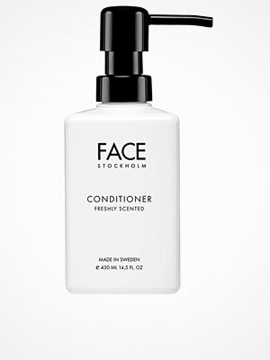Hårprodukter - Face Stockholm Swedish Spa Conditioner 430 ml Transparent