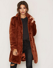 New Look Faux Fur Coat