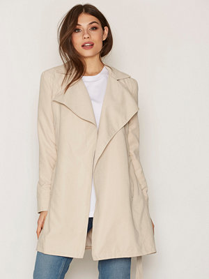 Trenchcoats - NLY Trend Soft Spring Trench Coat Beige