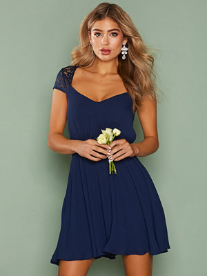 NLY Eve Take Me Out Dress Navy