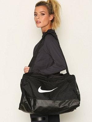 Sport & träningsväskor - Nike Brasilia Small Training Duffel Bag Svart