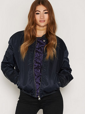 Maison Scotch Nylon Bomber