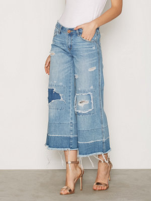 Jeans - One Teaspoon Blue Bone Mrs James Blue