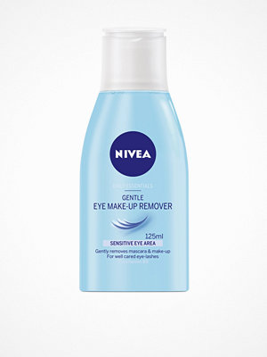 Ansikte - Nivea Gentle Eye Make Up Remover 125 ml Transparent