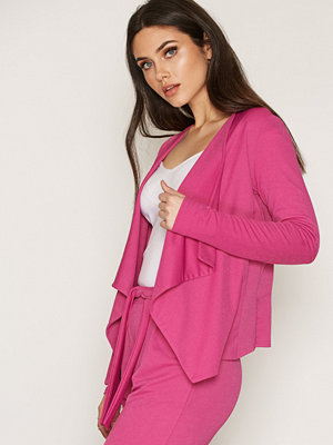 NLY Trend Dressed Jacket Pink Fuchsia