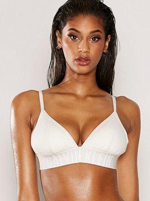 Calvin Klein Underwear Fixed Triangle Bikini Snow White
