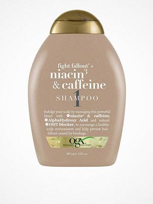 Hårprodukter - OGX Niacin & Caffeine Shampoo Transparent