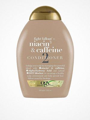 Hårprodukter - OGX Niacin & Caffeine Conditioner Transparent