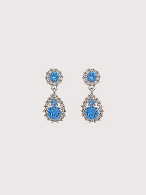 Lily and Rose örhängen Sofia Earrings Sapphire