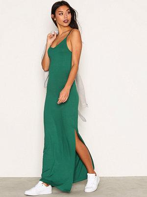 NLY Trend Classy Strap Dress Grön