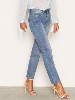 Jeans - NLY Trend Look Back Denim