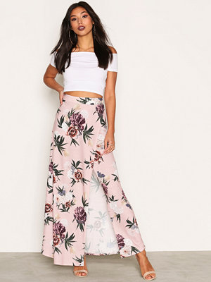NLY Trend Printed Maxi Skirt Blossom