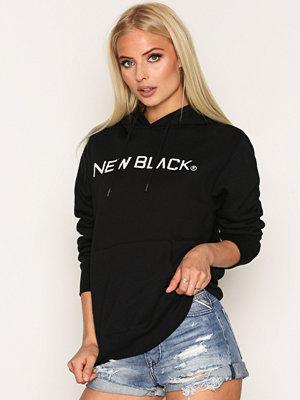New Black Logo Hood
