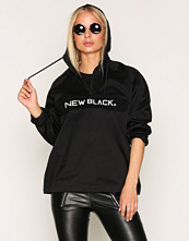 New Black Logo Anorak