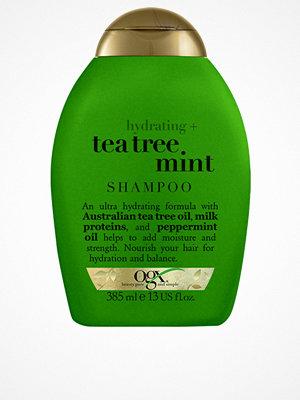 Hårprodukter - OGX Teatree Mint Shampoo 385 ml Transparent