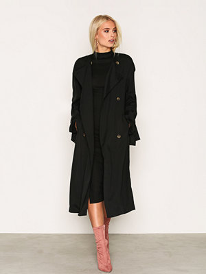 Cheap Monday Flavor Trench Black