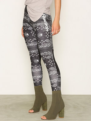 Leggings & tights - Reebok Classics GR Havana Leggings Svart