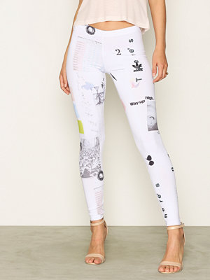 Leggings & tights - Adidas Originals IP AOP Leggings Multicolor
