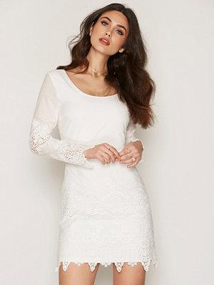 Dry Lake Day Dreaming Sleeve Dress White