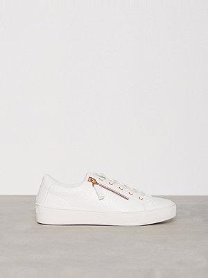 Sneakers & streetskor - Duffy Platform Sneaker Vit