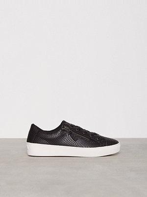 Sneakers & streetskor - Duffy Platform Sneaker Svart