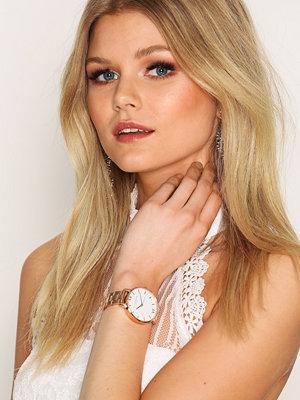 Klockor - Olivia Burton White Dial Bracelet
