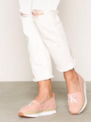Calvin Klein Jeans Genna Canvas Rosa
