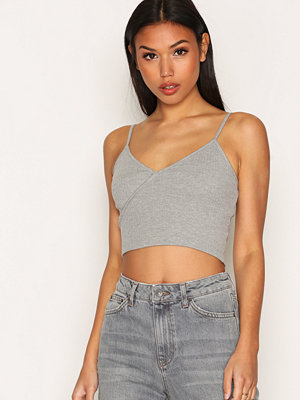Topshop Strappy Crop Top