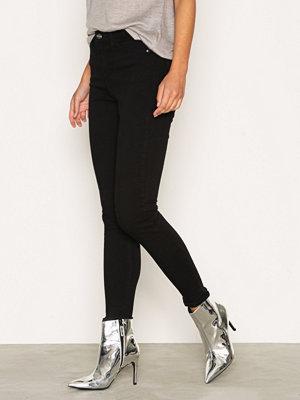 Topshop Black Jeans Black
