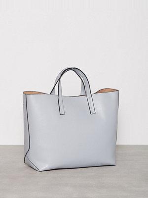 Handväskor - Topshop New Clean Shopper Bag Blue
