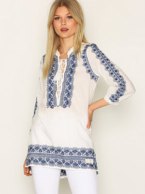 Tunikor - Odd Molly Icecream Tunic Chalk