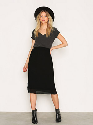 Glamorous Midi Skirt Black
