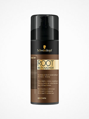 Hårprodukter - Schwarzkopf Root Retoucher Mid Brown
