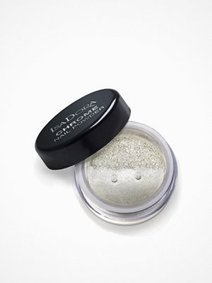 Naglar - IsaDora Chrome Nail Powder Silver Mirror