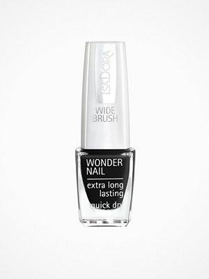 Naglar - IsaDora Wonder Nail Black Lacquer
