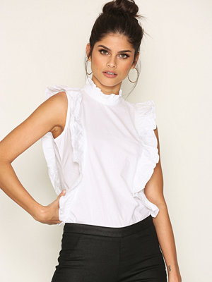 Blusar - NLY Trend Intervention Blouse Vit