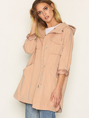 Elvine Antonia Brushed Jacket Rose