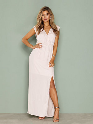 Dry Lake Sun Long Dress Light Pink