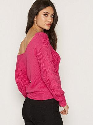Tröjor - NLY Trend Cosy Shoulder Knit
