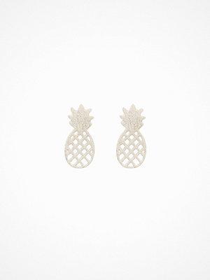 MINT By TIMI örhängen Pineapple Earrings Silver