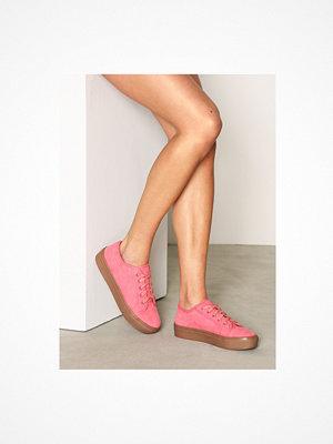 NLY Shoes Sneaker Platform Rosa