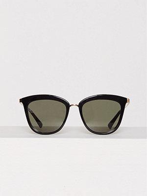Le Specs Caliente Svart/Guld